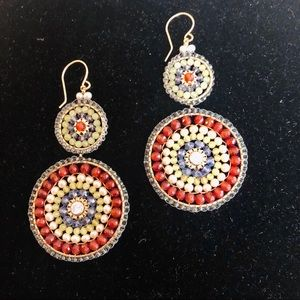 Classic Miguel Ases Earrings